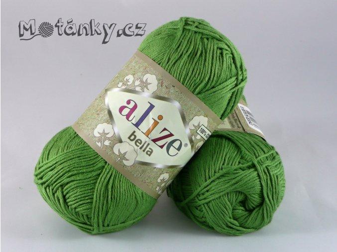 Bella 492 zelená