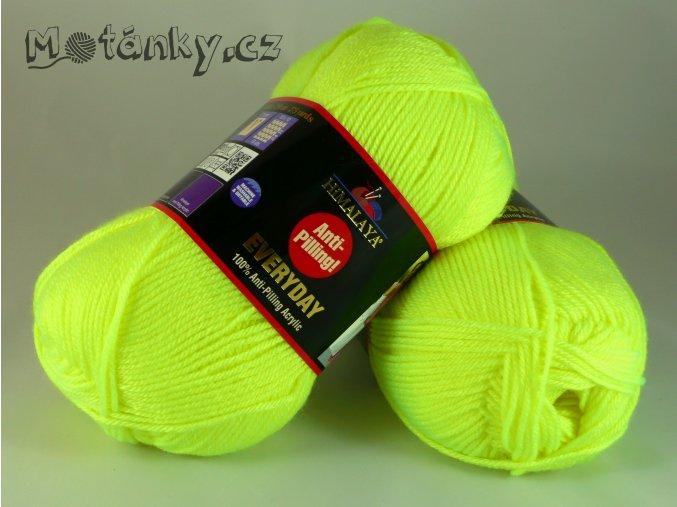 Everyday 70049 neonově žlutá