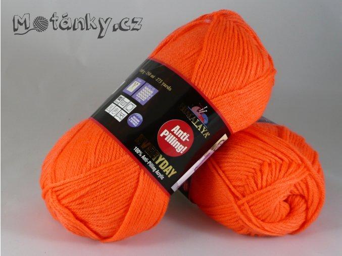 Everyday 70051 neonově oranžová