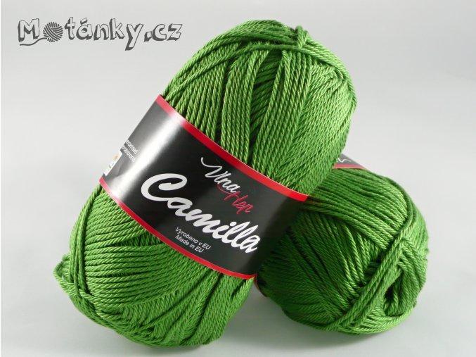 Camilla 8156 trávově zelená