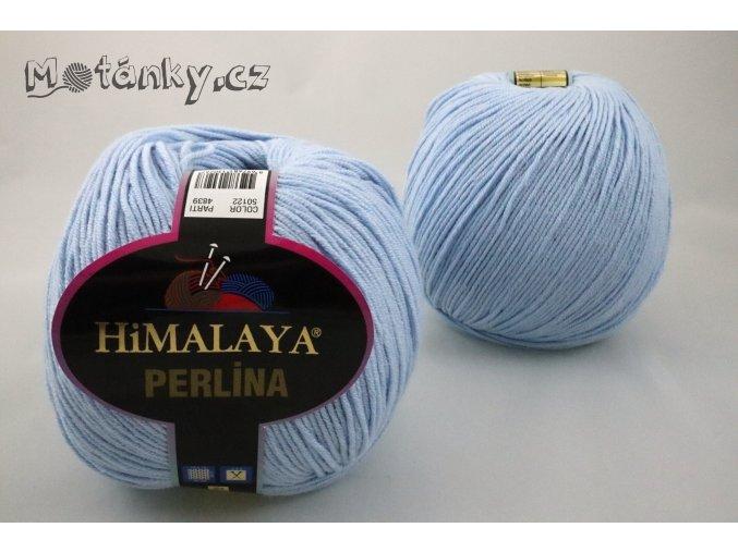 Perlina 50122 pastelově modrá