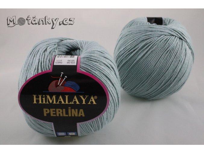 Perlina 50149 šedomodrá