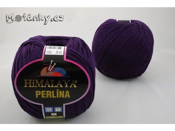 Perlina 50138 tmavě fialová