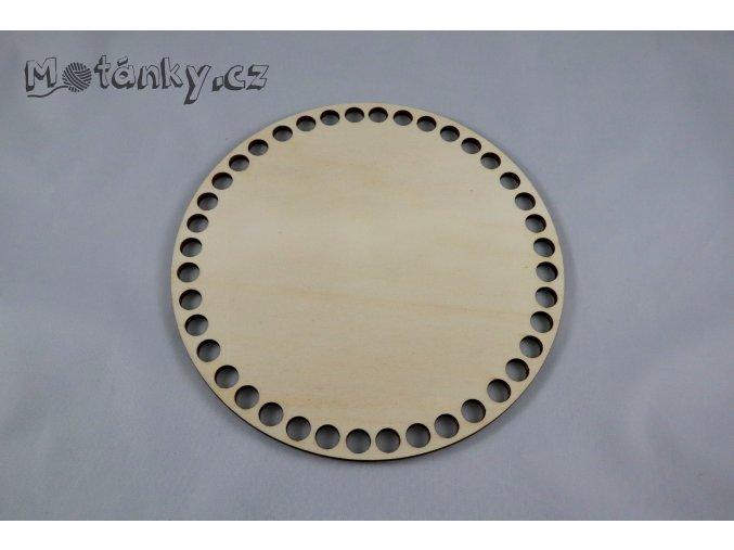 kruh střední větší