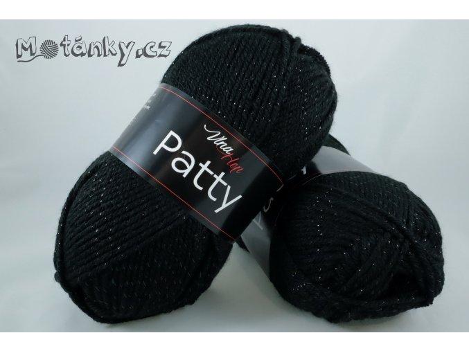 Patty 4001 černá