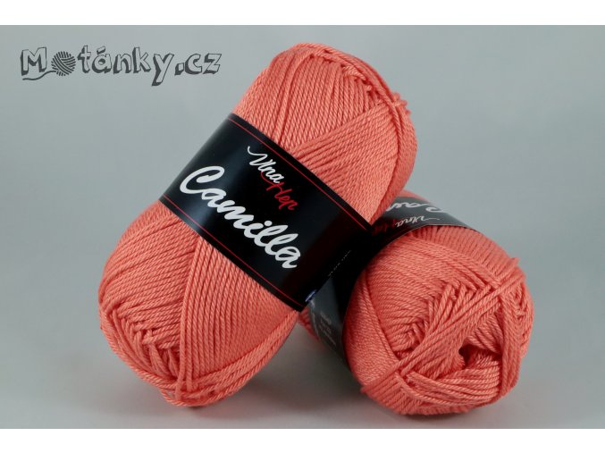 Camilla 8013 pomerančová
