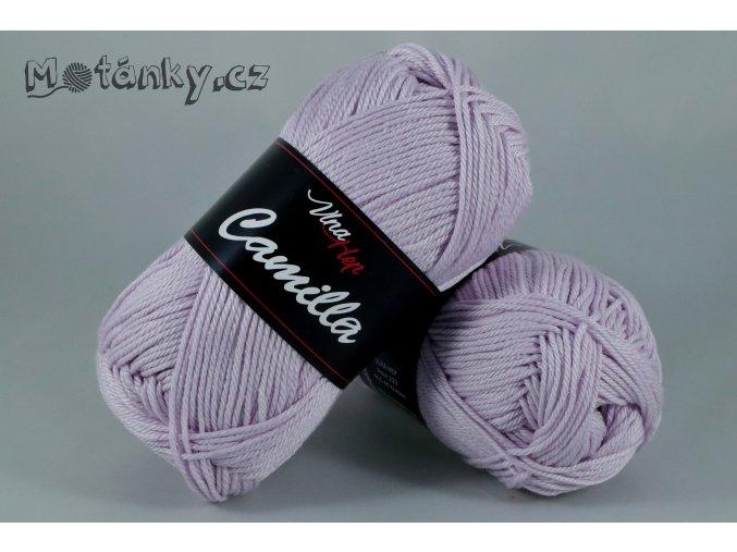 Camilla 8050 pastelově fialková