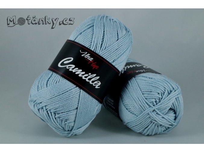 Camilla 8080 jemně modrá