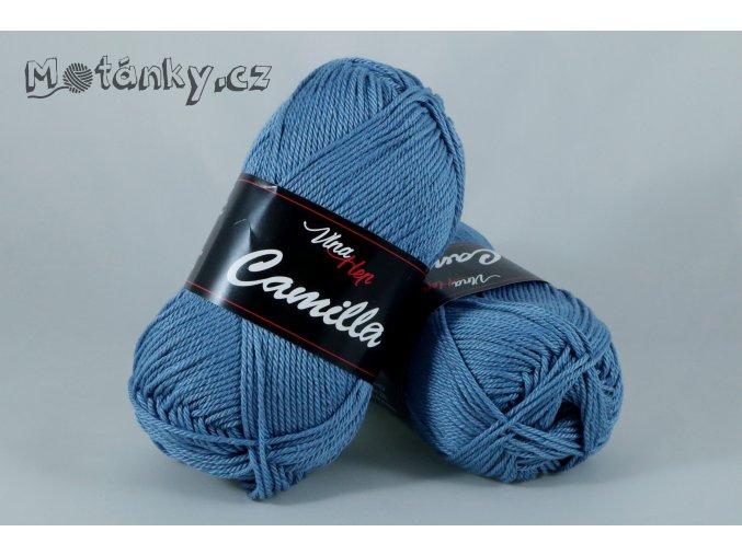Camilla 8104 šmolkově modrá