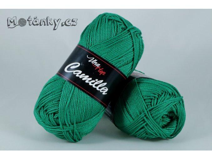 Camilla 8142 tmavě zelená