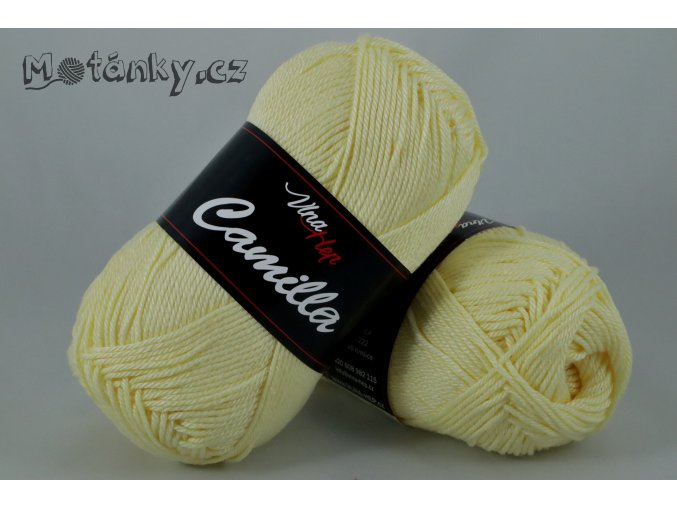 Camilla 8176 jemně žlutá
