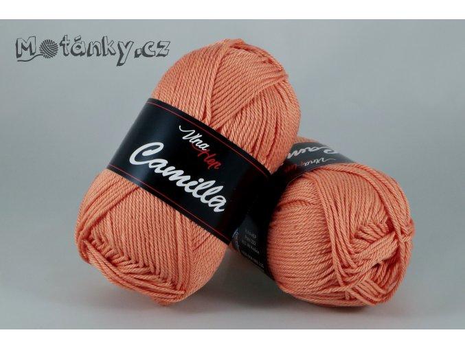 Camilla 8201 světle oranžová