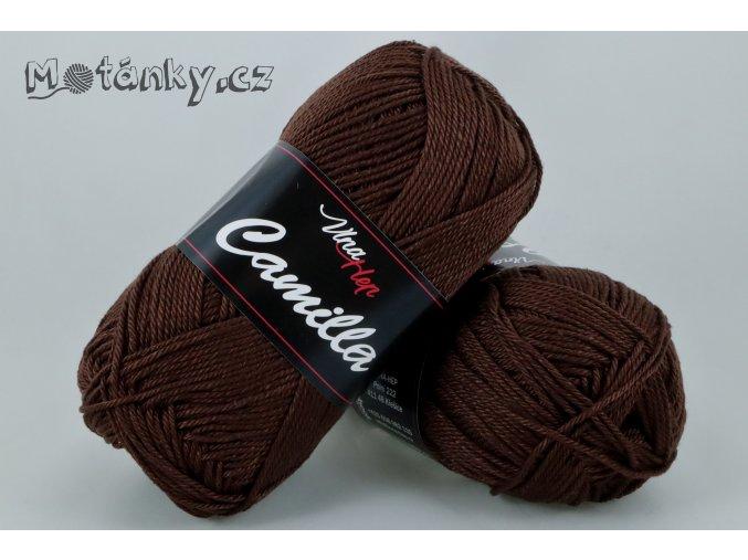 Camilla 8229 tmavá čokoláda