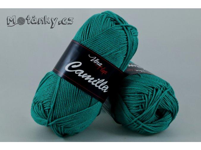 Camilla 8139 smaragdová