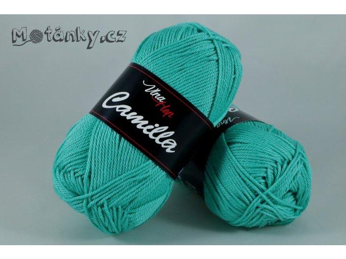 Camilla 8138 zelený tyrkys