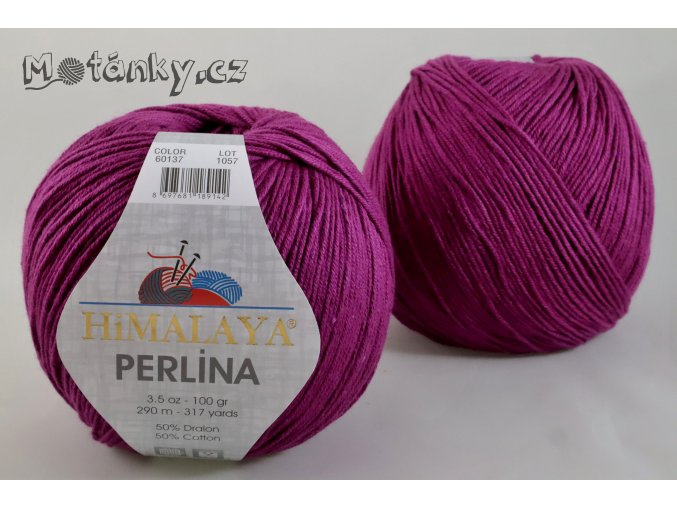 Perlina 60137 cyklámen