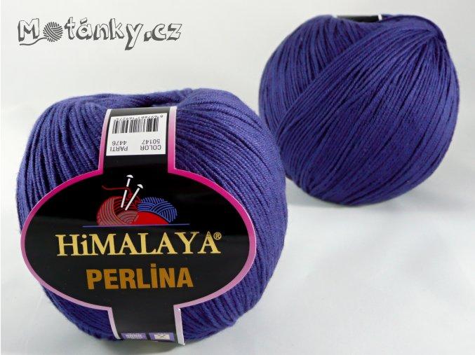 Perlina 50147 tmavě modrá