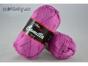 Camilla 8045 růžovofialová
