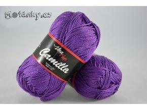 Camilla 8057 tmavě fialová