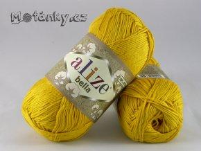 Bella 488 žlutá