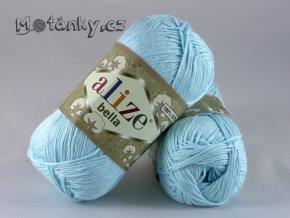 Bella 514 světle modrá