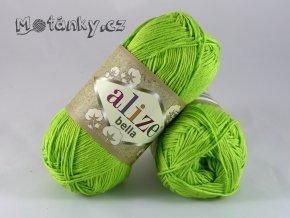 Bella 612 jarní zelená