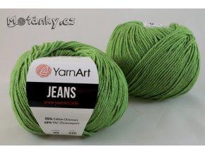 Jeans 69 zelená