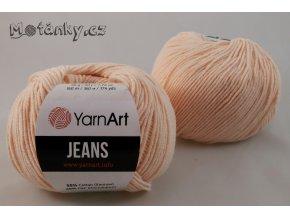 Jeans 73 meruňková