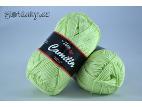 Camilla 8158 pastelově zelená