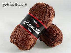 Camilla 8220 čokoládová