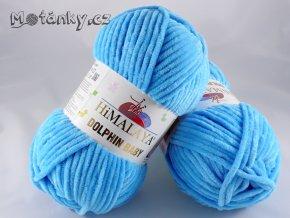 Dolphin Baby 80326 azurově modrá