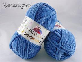 Dolphin Baby 80341 džínově modrá