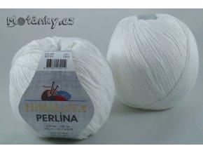 Perlina 60124 bílá