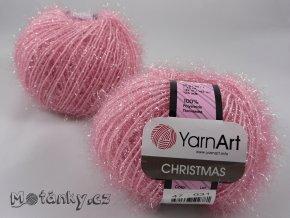 Christmas 47 světle růžová