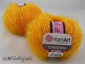 Christmas 32 žlutá