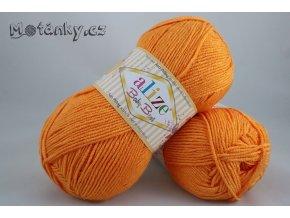 Baby Best 336 oranžová