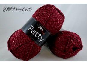 Patty 4024 červená