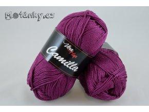 Camilla 8049 tmavě purpurová