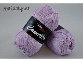 Camilla 8051 pastelově fialová