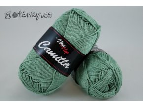 Camilla 8135 zelenošedá