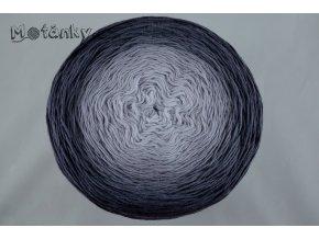 Bella ombre batik 7411 tm. šedá