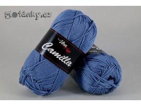 Camilla 8093 blankytně modrá