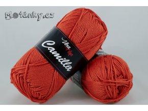Camilla 8198 tmavě oranžová