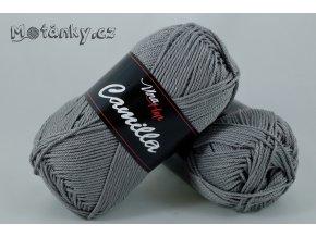 Camilla 8234 kovově šedá