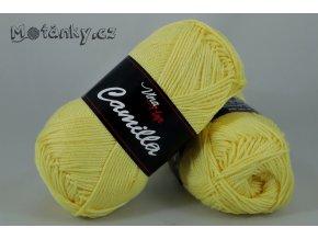 Camilla 8177 světle citronová