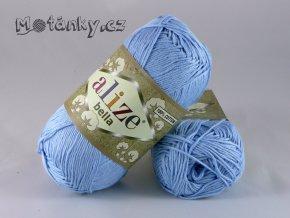 Bella 040 modrá