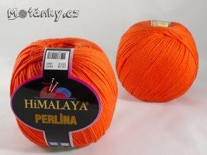 Perlina 50129 oranžová