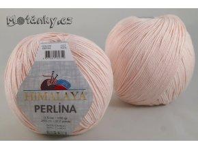 Perlina 60154 světle meruňková