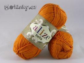 Bella 083 oranžová