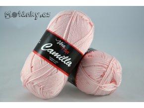 Camilla 8003 pastelově růžová